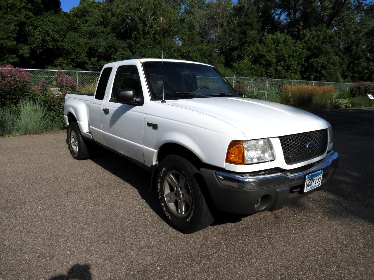 2002 Ford Ranger 4dr Supercab 4.0L XLT FX4 4WD