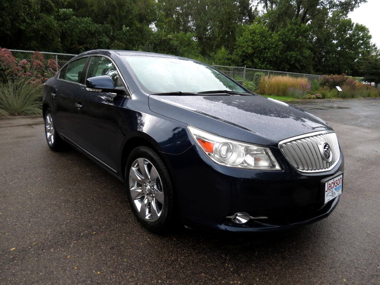 2011 Buick LaCrosse 4dr Sdn CXL FWD