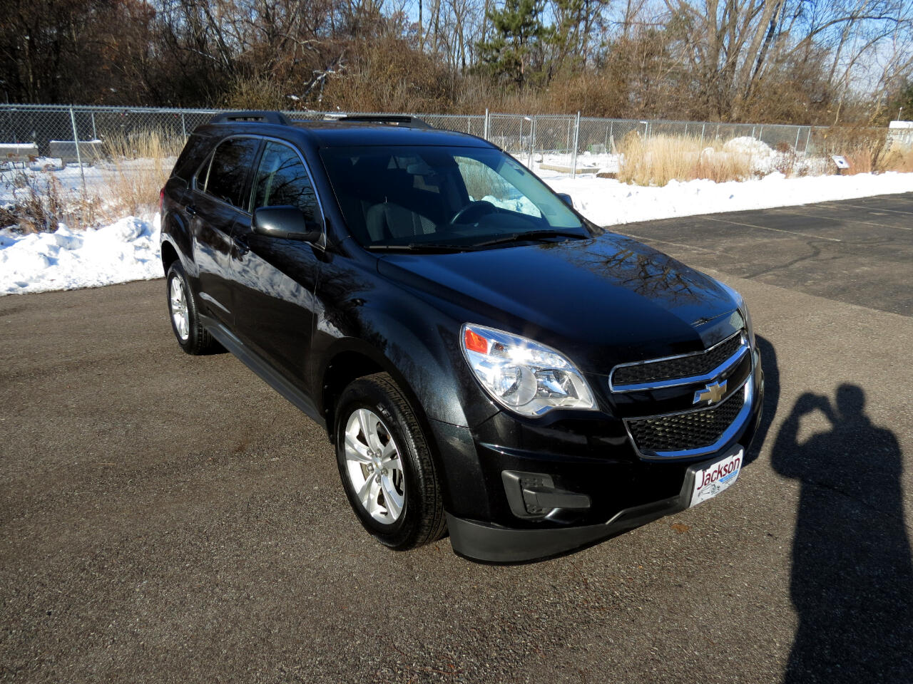 Chevrolet Equinox AWD 4dr LT w/1LT 2012