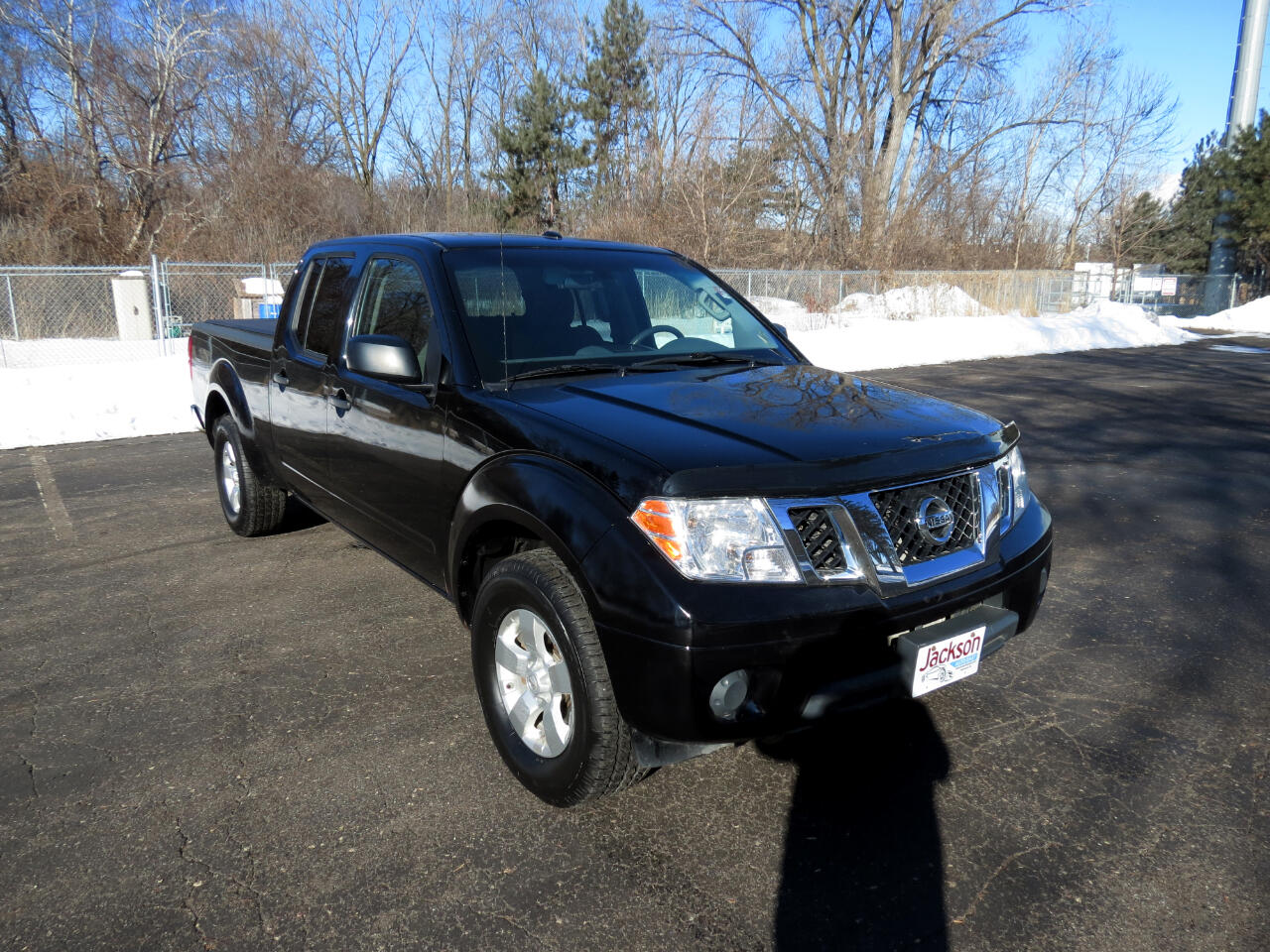 Nissan Frontier 4WD Crew Cab LWB Auto SV 2013