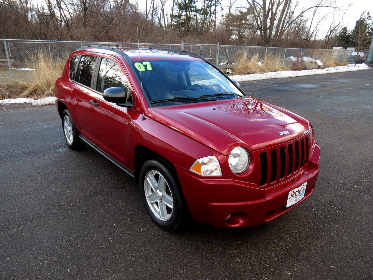 Jeep Compass 4WD 4dr Sport 2007