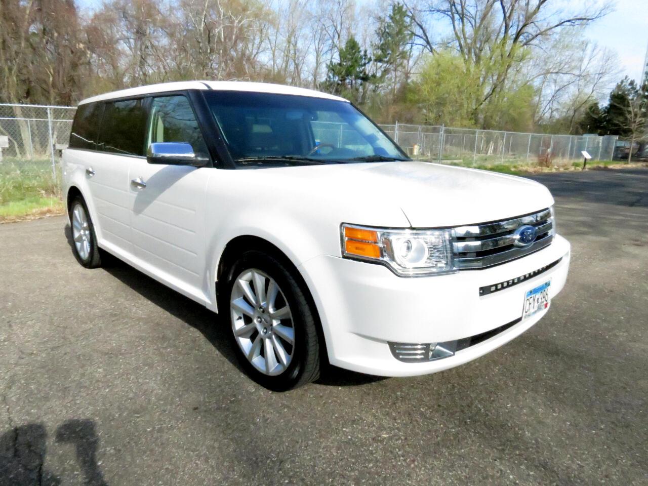 Ford Flex 4dr Limited AWD 2012