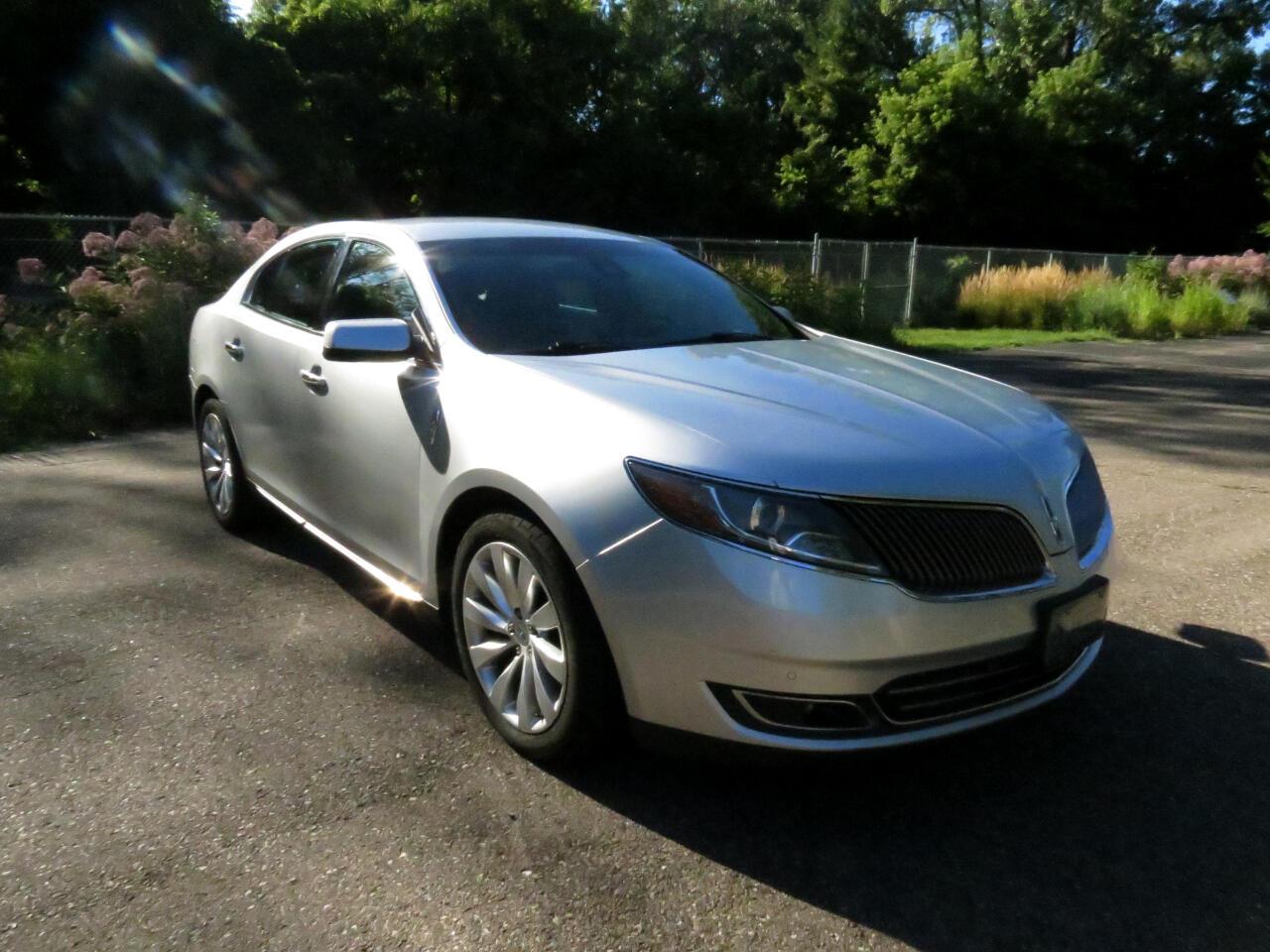 Lincoln MKS 4dr Sdn 3.7L FWD 2014