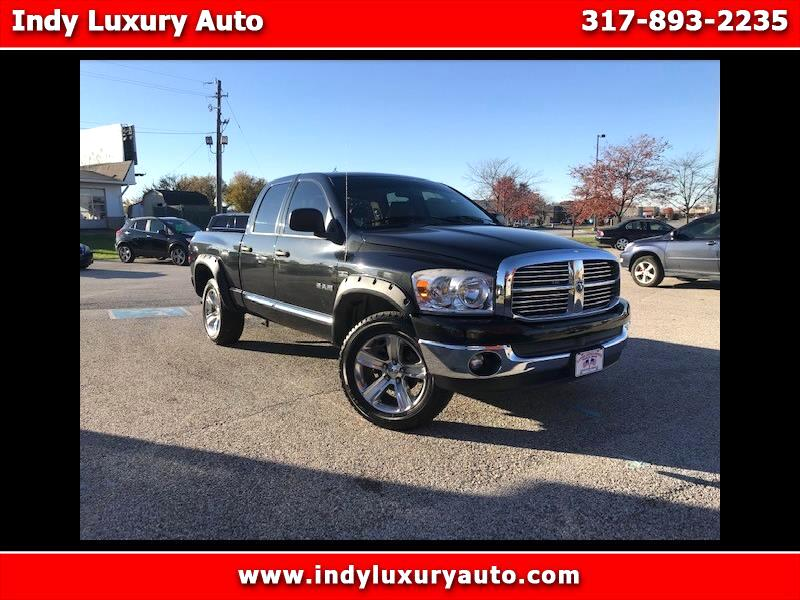 2008 Dodge Ram Pickup 1500 SLT Long Bed 4WD