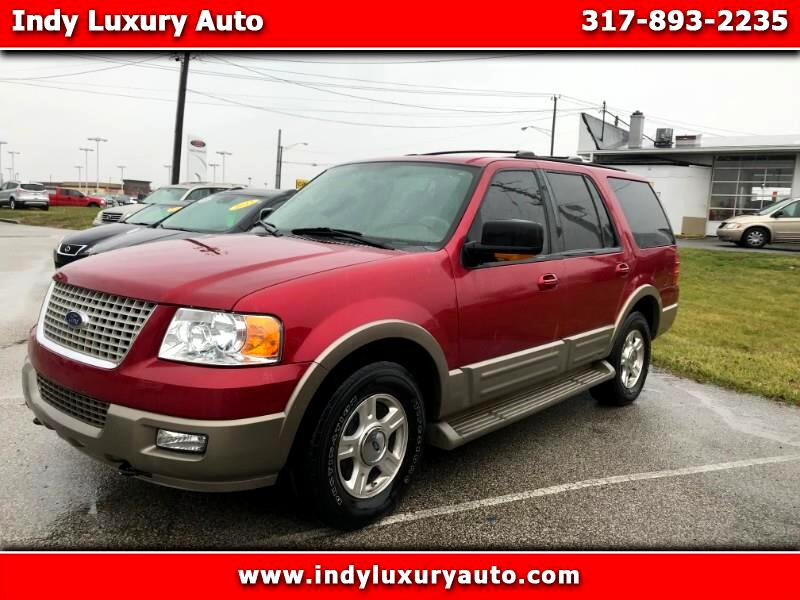 "2004 Ford Expedition 119"" Eddie Bauer 4WD"