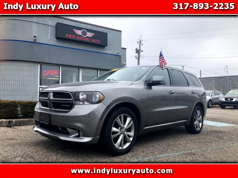 2012 Dodge Durango RT