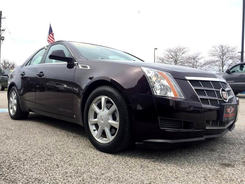 2009 Cadillac CTS 3.6L SFI AWD