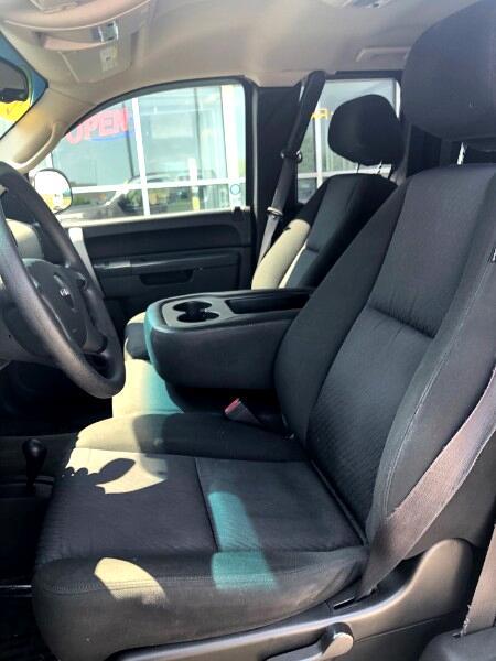 2010 GMC Sierra 1500 SL Ext. Cab 4WD