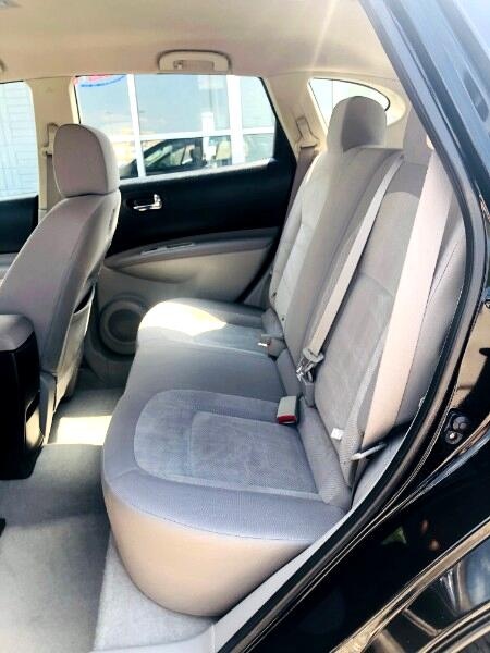 2012 Nissan Rogue S AWD