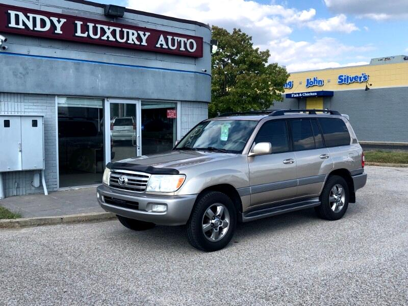 2006 Toyota Land Cruiser 4WD