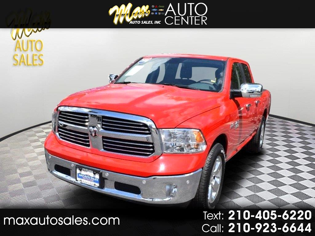"2018 RAM 1500 Big Horn 4x2 Quad Cab 6'4"" Box"