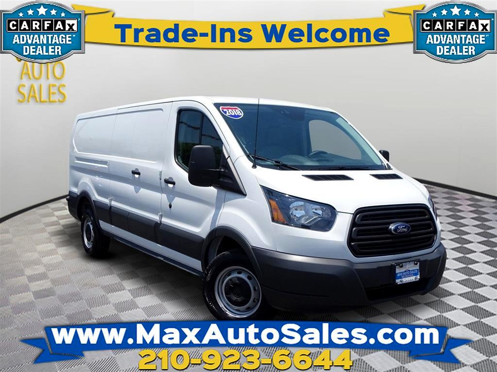 "Ford Transit Van T-250 148"" Low Rf 9000 GVWR Swing-Out RH Dr 2018"