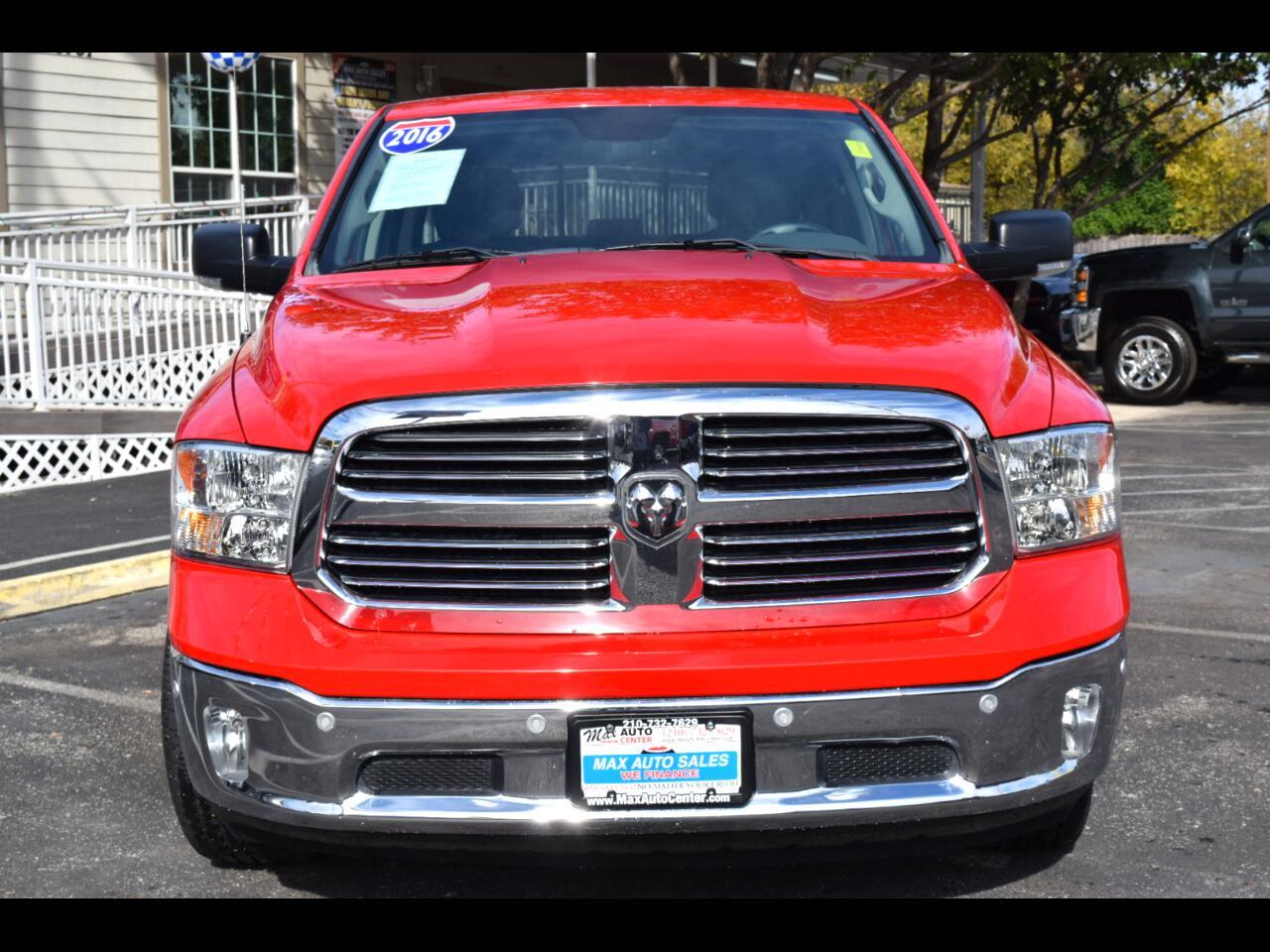 "2016 RAM 1500 2WD Crew Cab 140.5"" Lone Star"