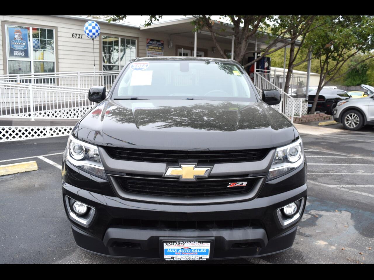 2016 Chevrolet Colorado 2WD Crew Cab 128.3