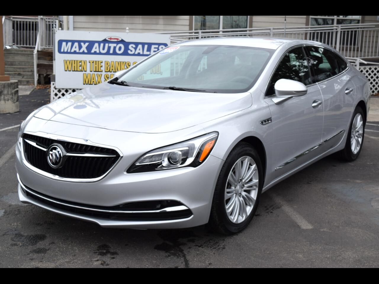 2018 Buick LaCrosse 4dr Sdn Essence FWD