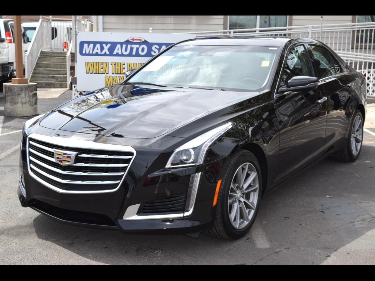 2019 Cadillac CTS Sedan 4dr Sdn 3.6L Luxury RWD