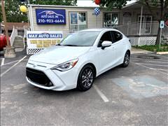 2019 Toyota Yaris Sedan