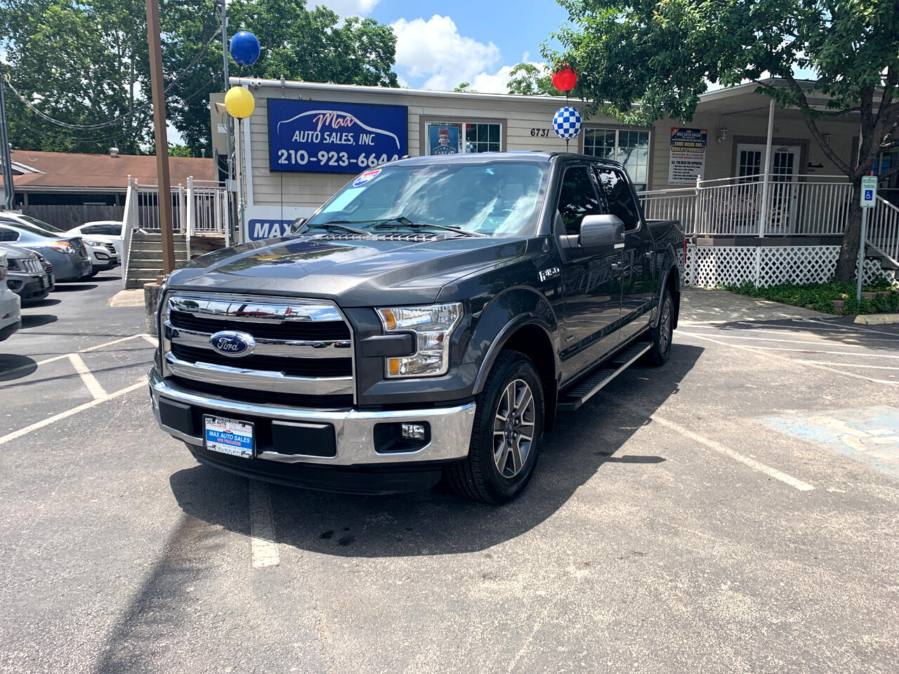 "2016 Ford F-150 2WD SuperCrew 157"" King Ranch"