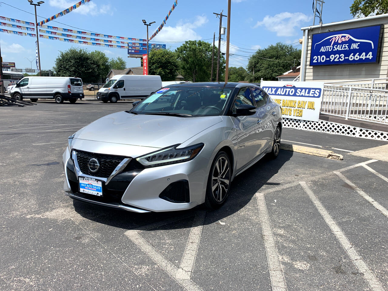 2019 Nissan Maxima SL 3.5L
