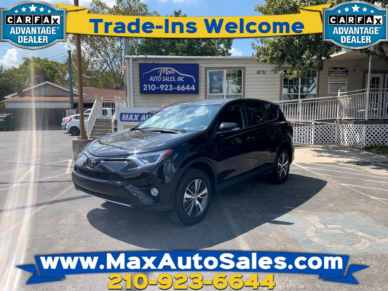 Toyota RAV4 Adventure FWD (Natl) 2018
