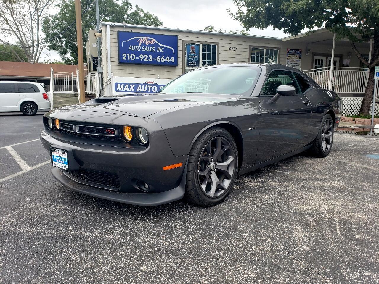 Dodge Challenger R/T RWD 2019