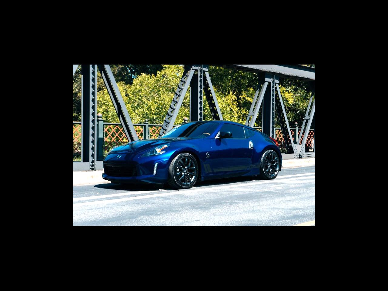 Nissan 370Z Coupe Manual 2019