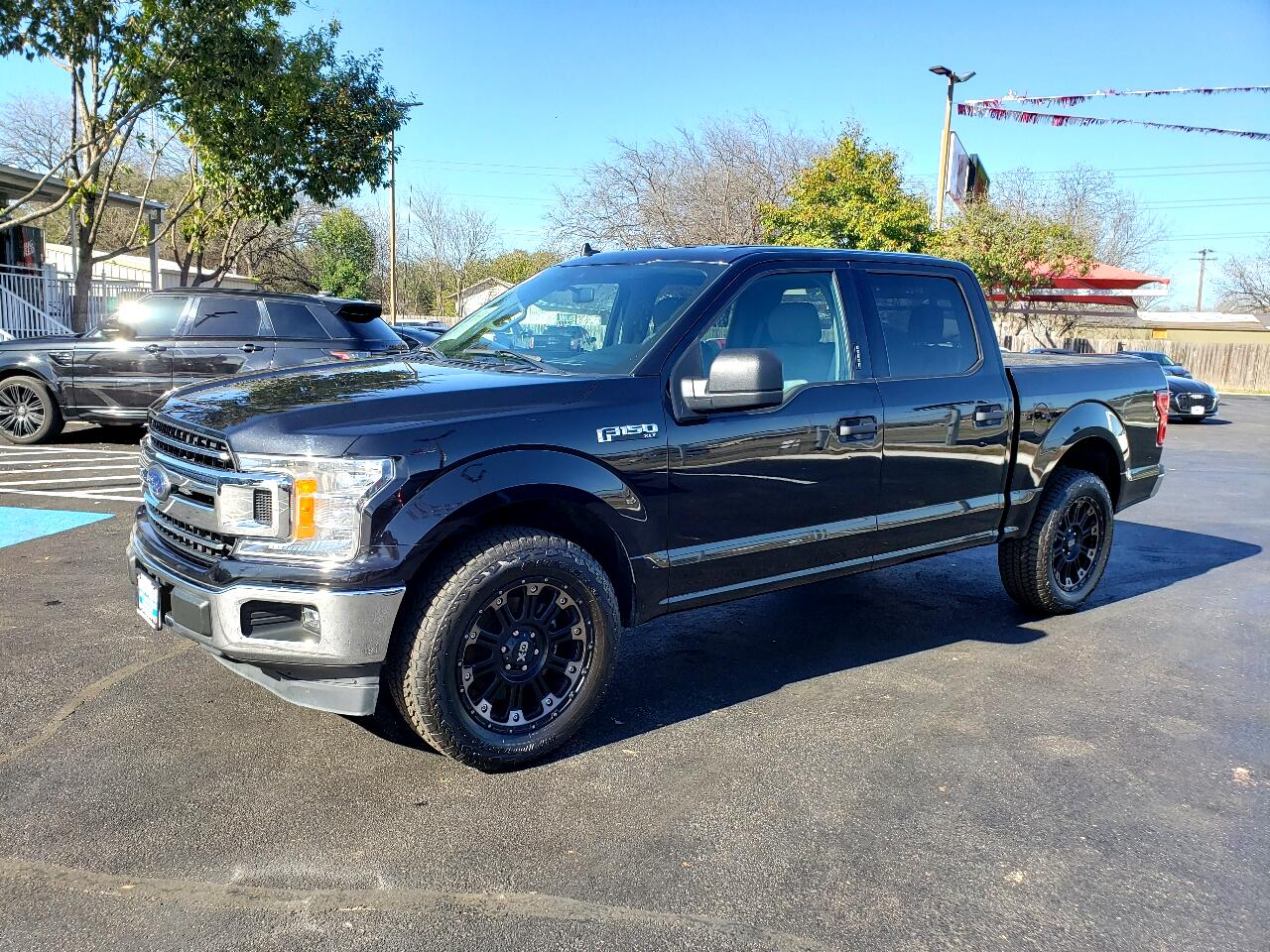 Ford F-150 XLT 2WD SuperCrew 5.5' Box 2020