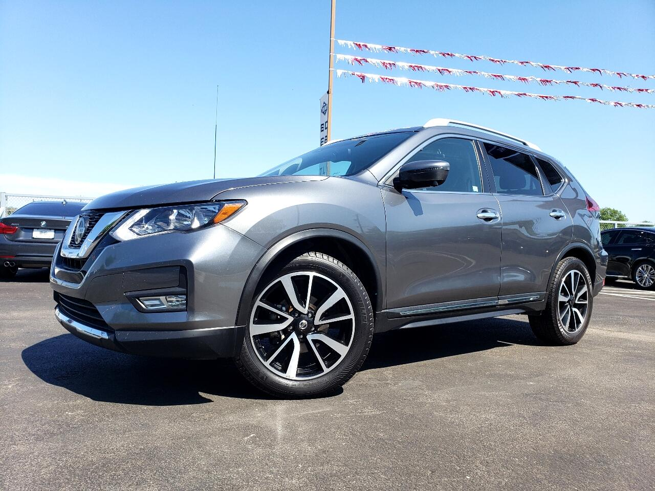 Nissan Rogue FWD SL 2019