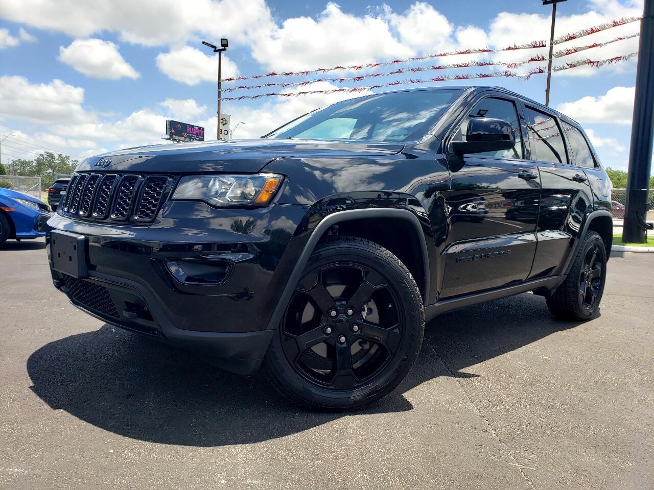 Jeep Grand Cherokee Upland 4x4 *Ltd Avail* 2018
