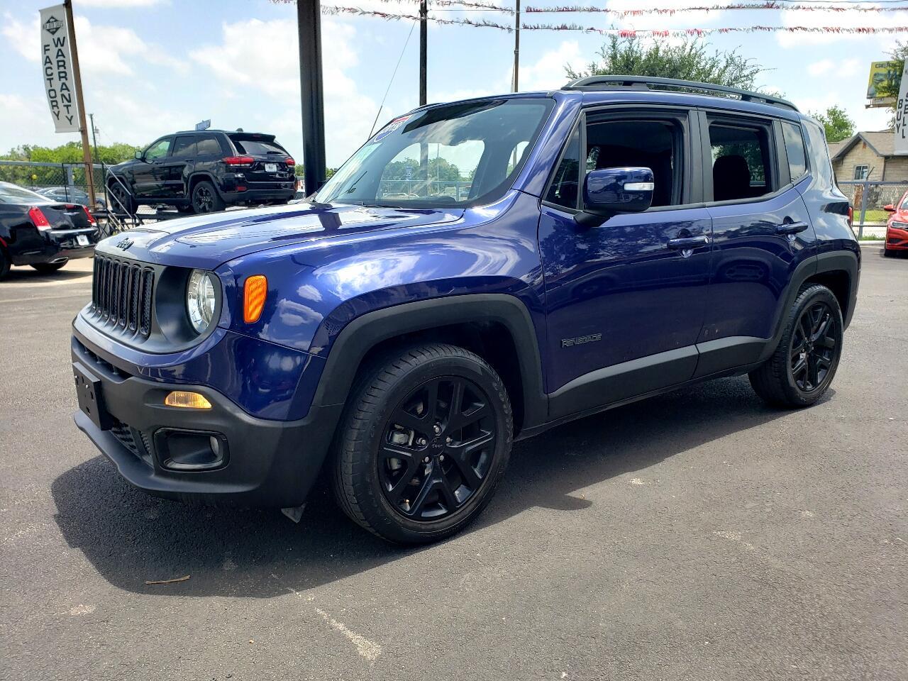 Jeep Renegade Altitude FWD 2018