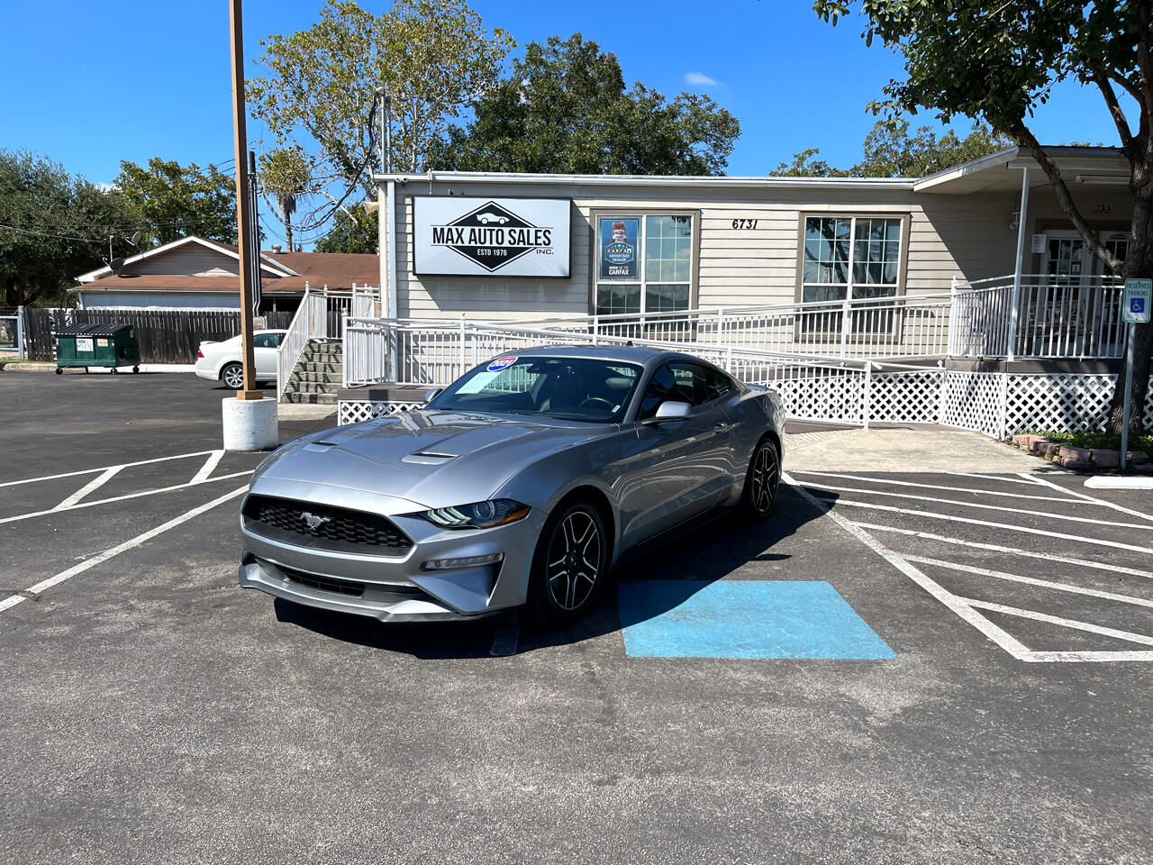 Ford Mustang EcoBoost Fastback 2021
