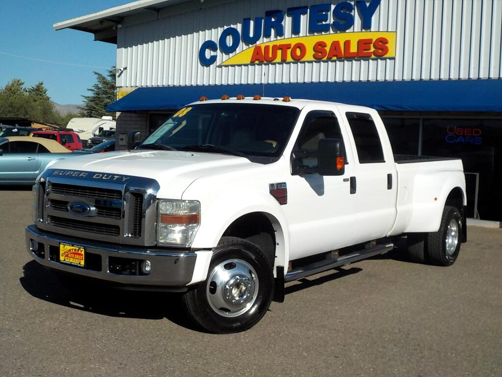 "2008 Ford Super Duty F-350 DRW 4WD Crew Cab 172"" King Ranch"