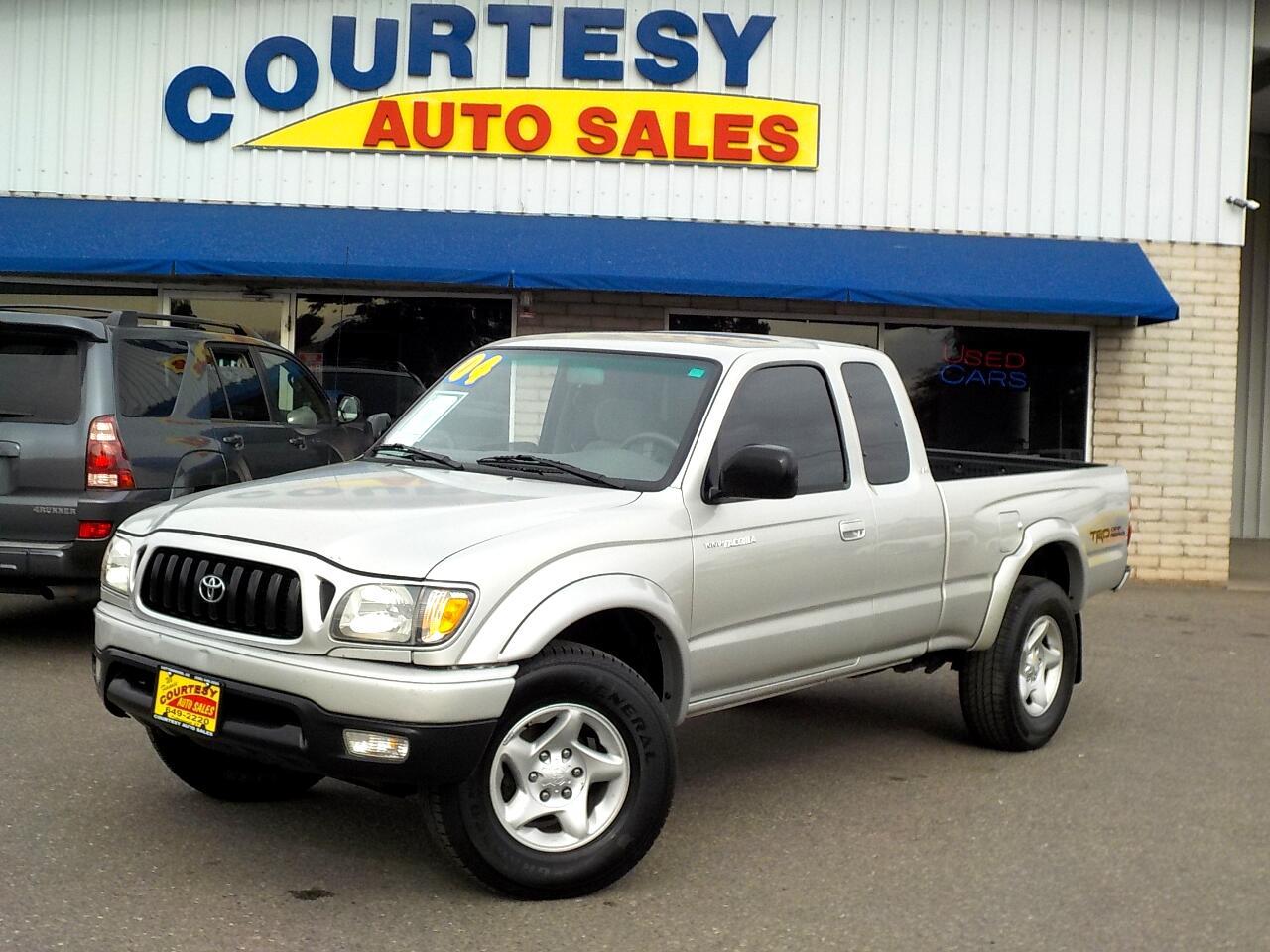 2004 Toyota Tacoma XtraCab V6 Auto 4WD