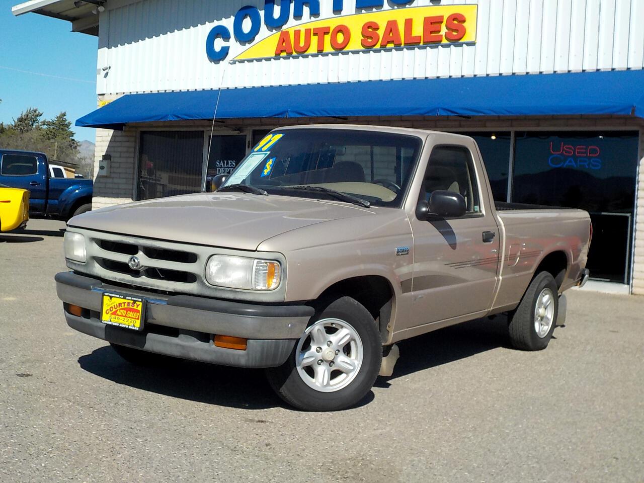 1997 Mazda B-Series 2WD Truck Reg Cab 108