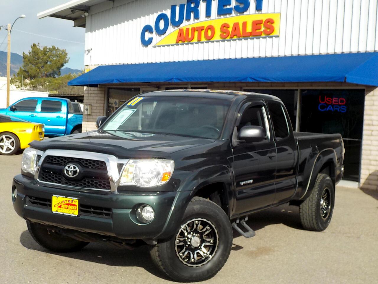 2011 Toyota Tacoma Access Cab I4 Automatic 2WD