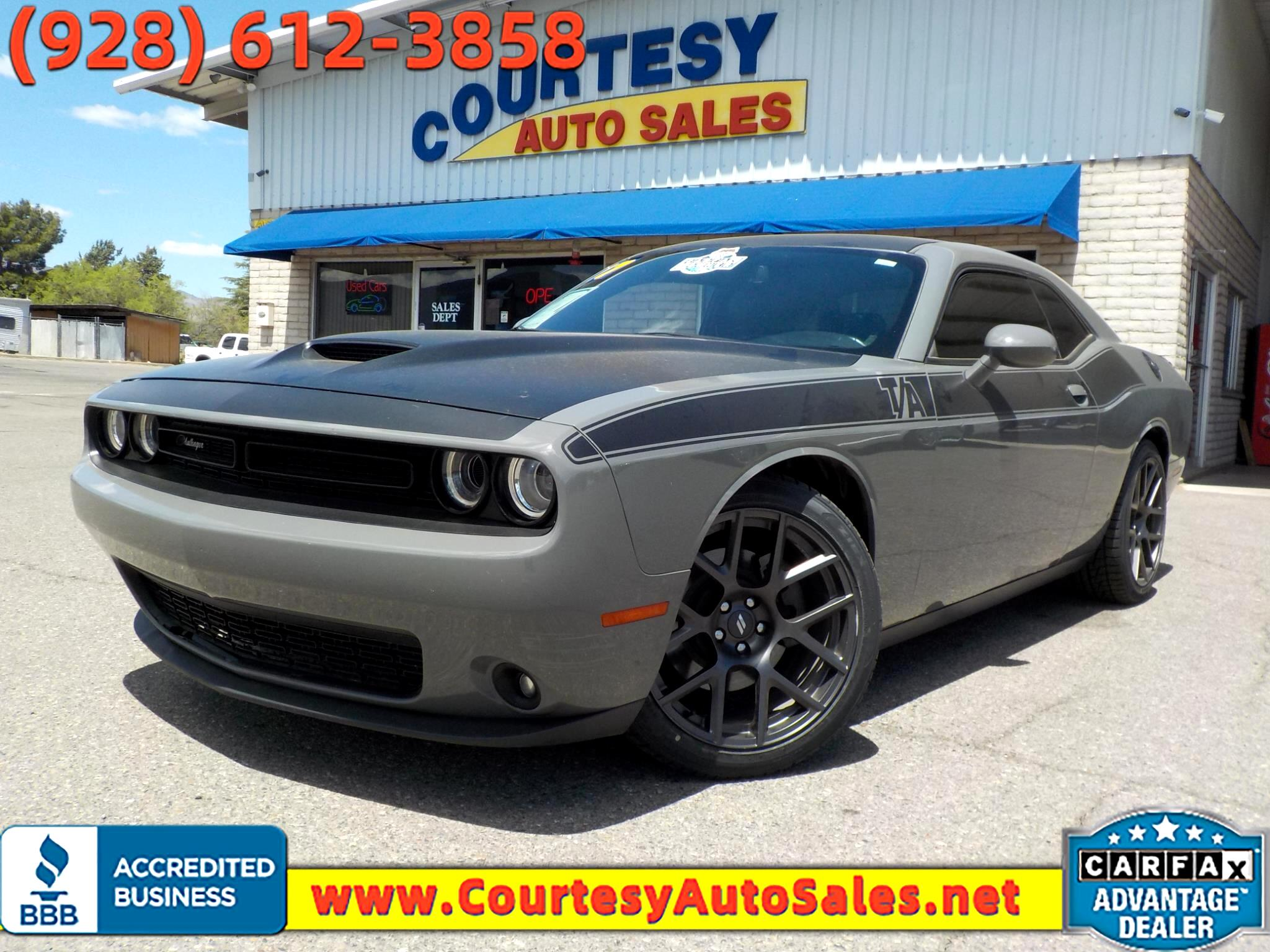 Dodge Challenger T/A Coupe 2017