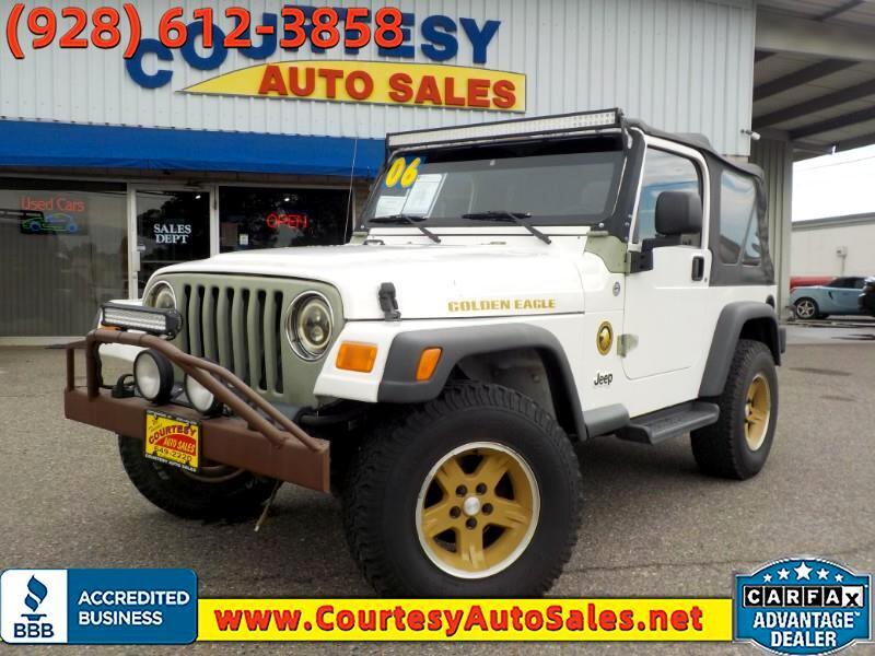 Jeep Wrangler Golden Eagle 4x4 2006