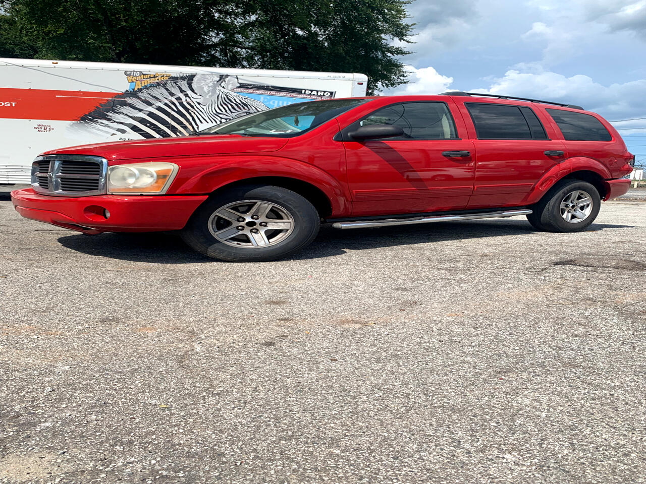 Dodge Durango 2WD 4dr Limited 2004