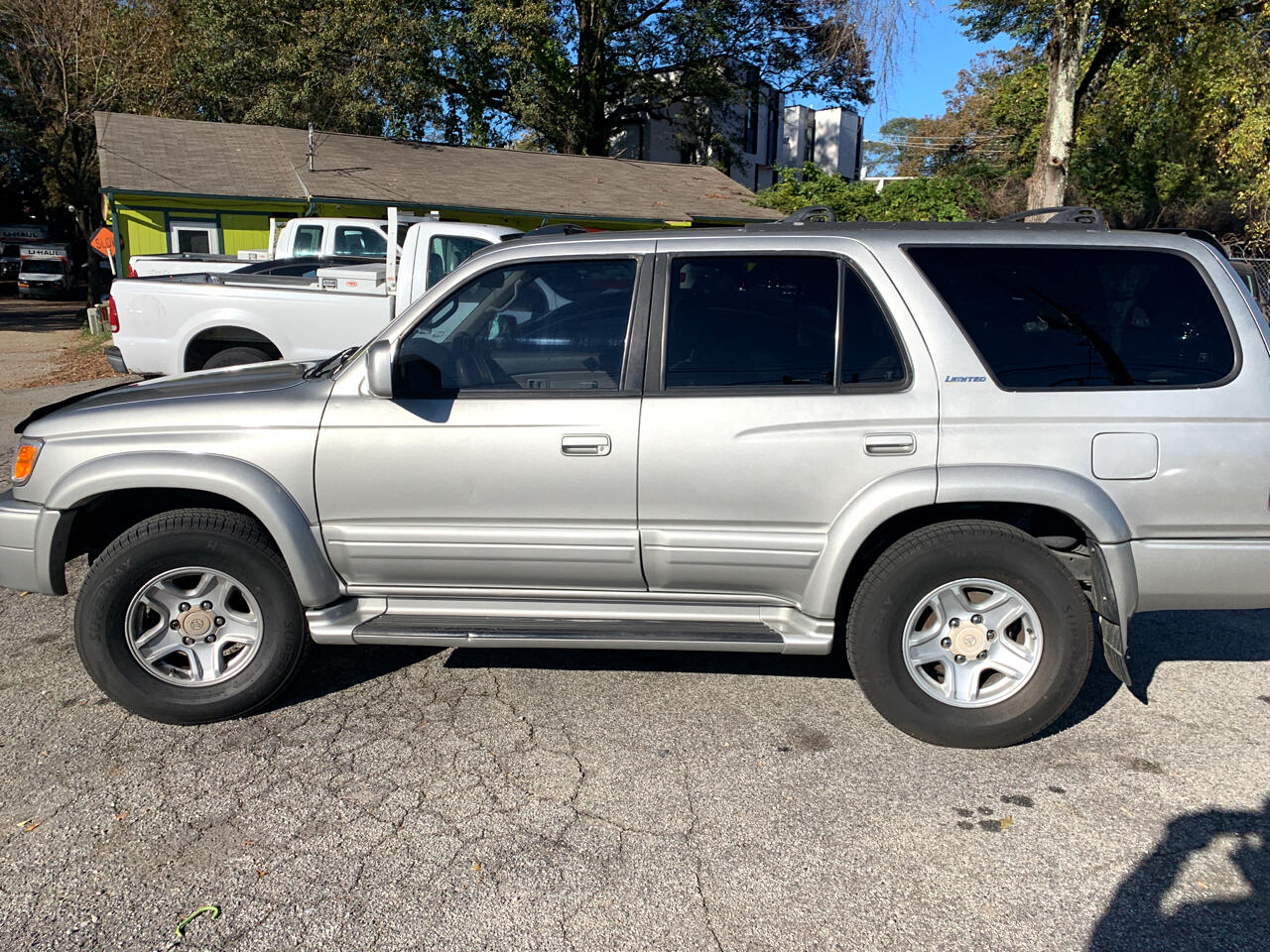 Toyota 4Runner Limited 2WD 2000