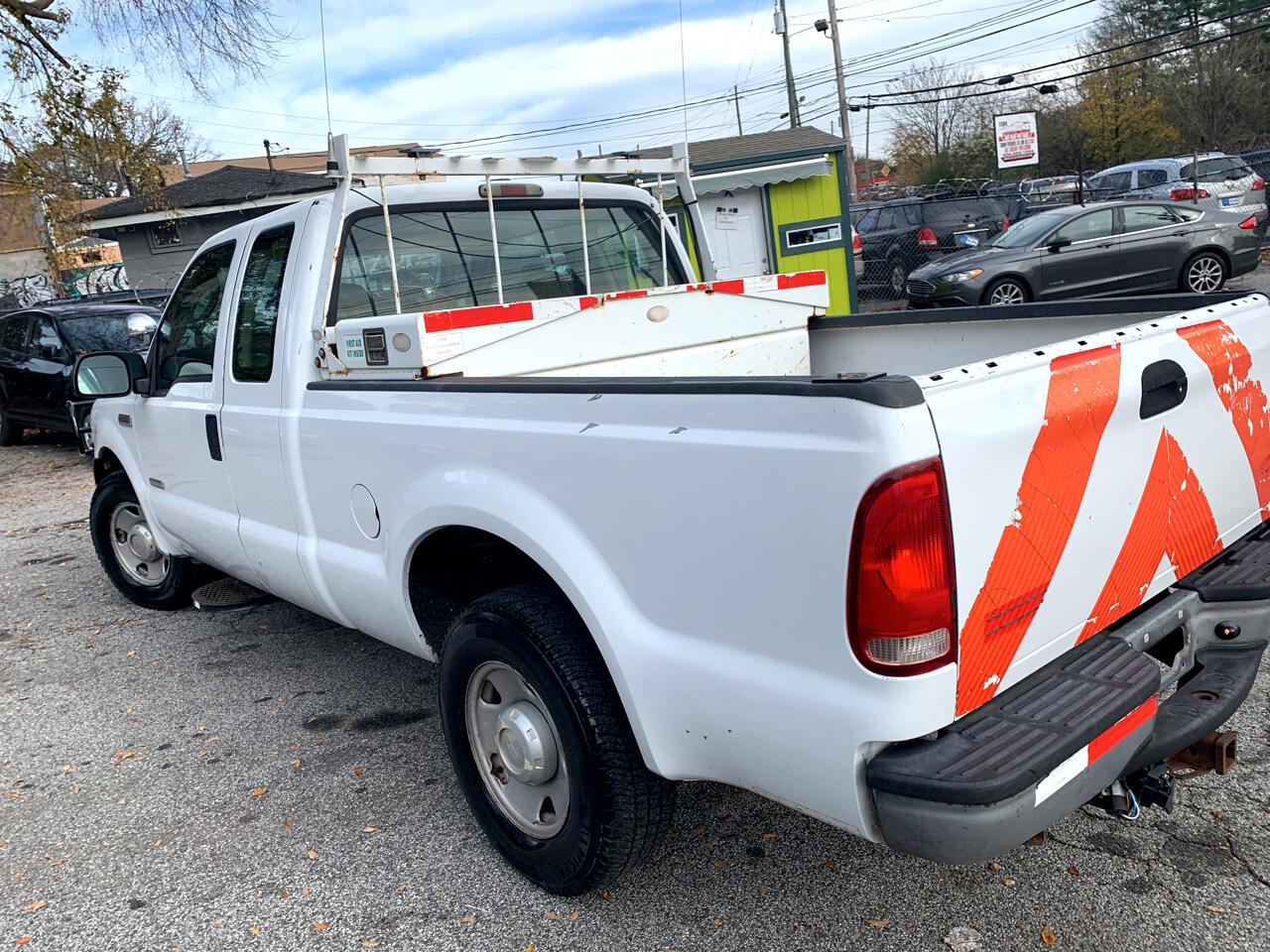 "Ford 1/2 Ton Trucks Styleside ""S"" 117"" WB 2007"
