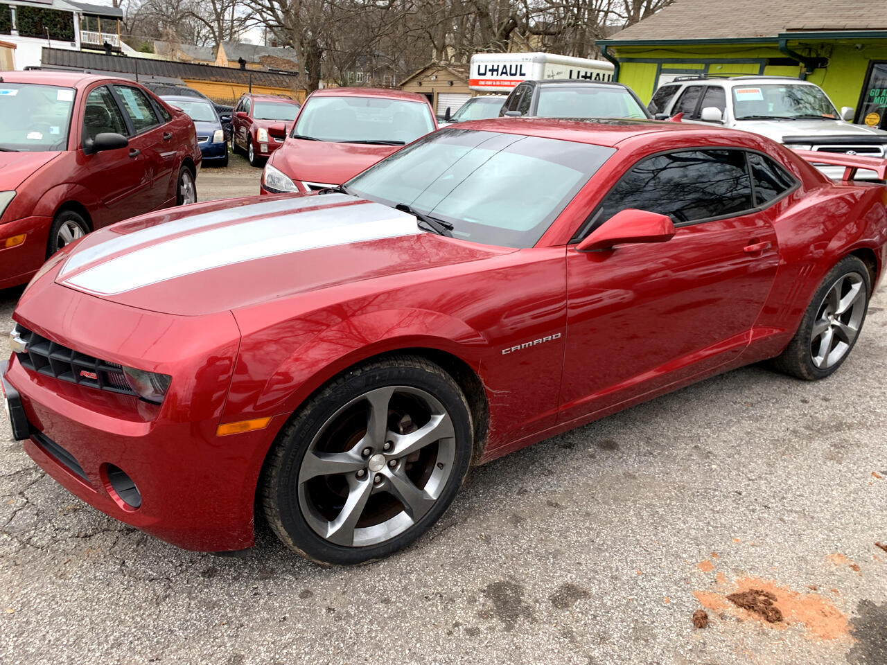 Chevrolet Camaro Coupe 2LT 2013