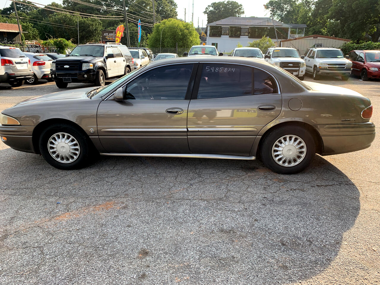 Buick LeSabre Custom 2002