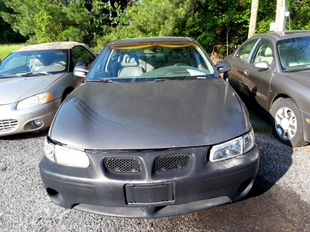2001 Pontiac Grand Prix GTP sedan