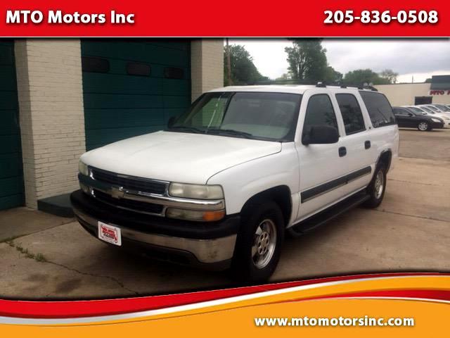 2002 Chevrolet Suburban 1500 2WD