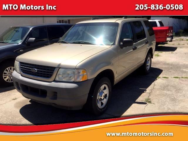 2002 Ford Explorer XLS 2WD