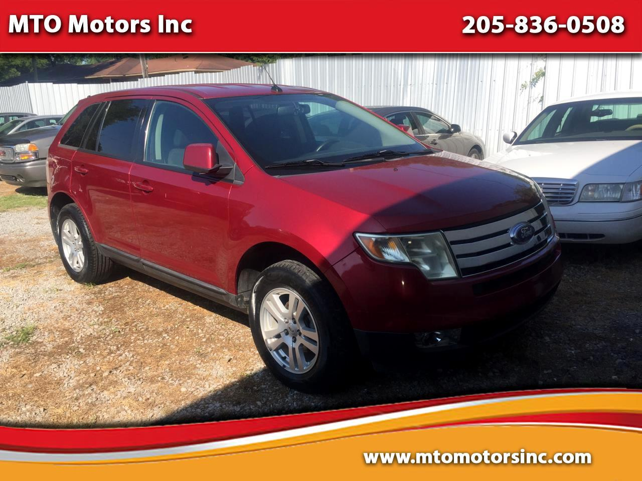 Ford Edge SEL FWD 2007