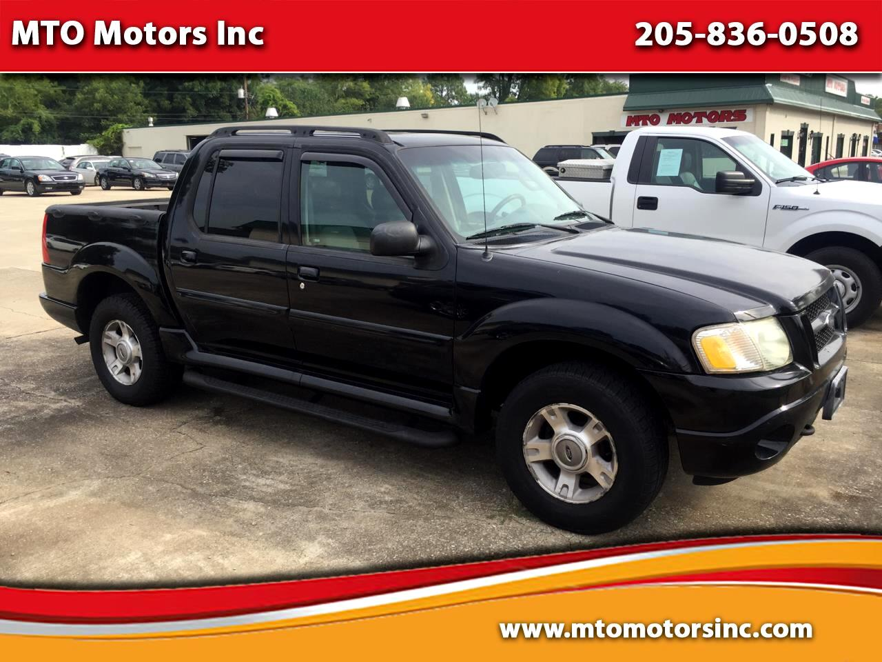 Ford Explorer Sport Trac Adrenalin 2WD 2004