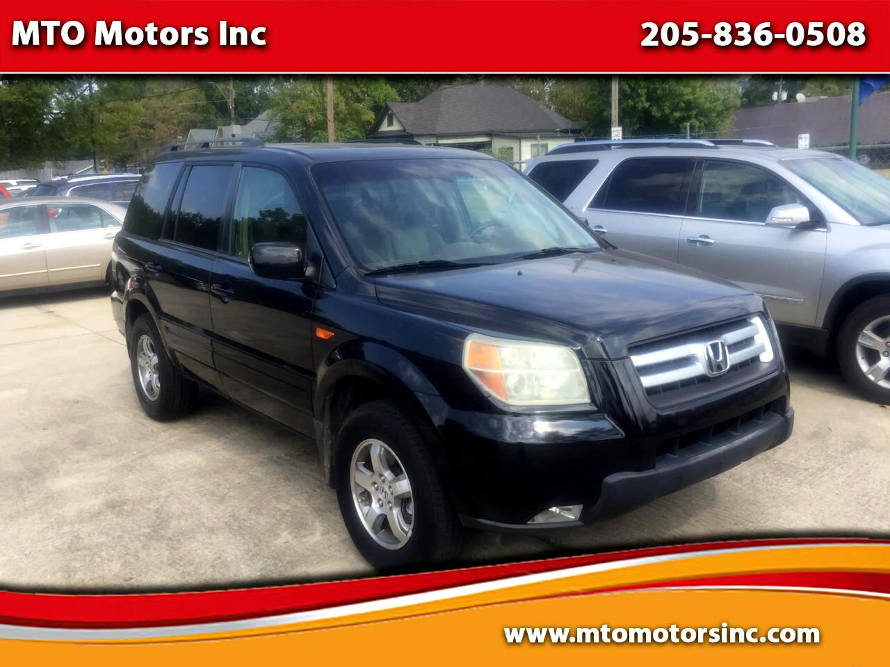 Honda Pilot EX w/ Leather 2006