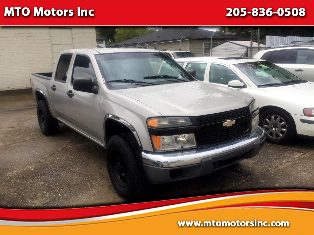 Chevrolet Colorado Z85 Crew Cab 2WD 2004