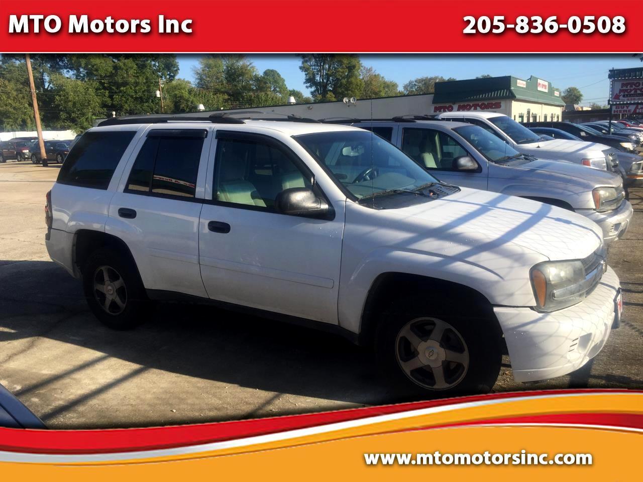 Buy Here Pay Here Birmingham Al >> Buy Here Pay Here 2006 Chevrolet Trailblazer Ls 2wd For Sale